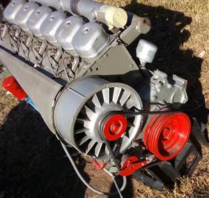 Deutz 6 cylinder 912