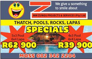 MM ZUNGU PROJECTS & SERVICES