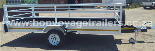 4 METER UTILITY TRAILER FOR SALE