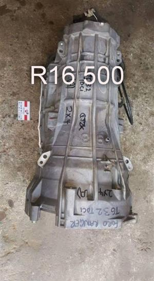 Ford ranger 3.2 gearbox. R16500
