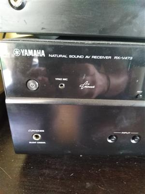 Yamaha home theater