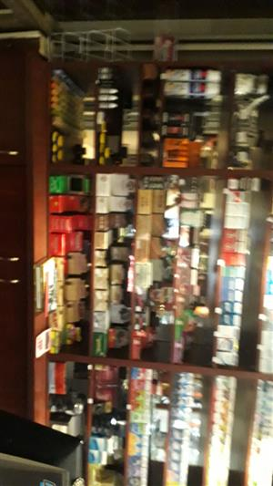 NOBEL TOBACCONIST ( BROOKLYN TABACK ) inside Brooklyn mall FOR SALE