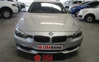 2012 BMW 3 Series 320d Luxury Line