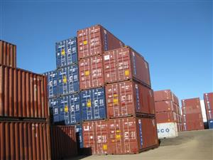 Shipping Containers For Sale in Johannesburg