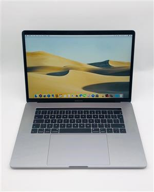 Apple MacBook Pro 15-inch 2.9GHz Quad-Core i7 (Touch Bar, 512GB, Space Gray) - Pre Owned