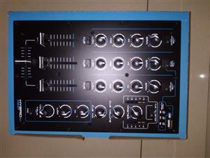 Hybrid DJ DMP3 Mixer