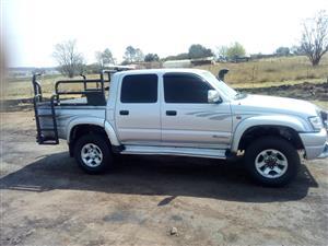 2003 Toyota Hilux double cab HILUX 3.0 D 4D RAIDER 4X4 A/T P/U D/C