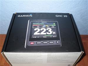 Garmin GHC 20 Marine Instrument Display