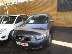 2005 Audi A3 3 door