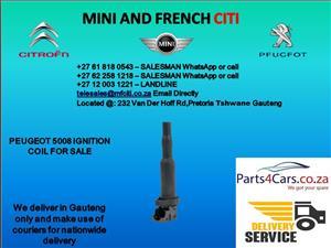Peugeot 5008 ignition coils for sale