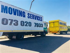 Movers Moving Furniture and Appliances