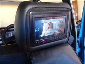 Car DVD Monitors