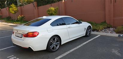 2014 BMW 4 Series 420i Gran Coupe M Sport