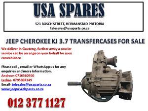 JEEP GRAND CHEROKEE 3.7 KJ TRANSFER CASE FOR SALE.