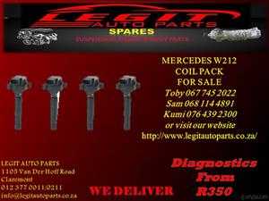 MERCEDES W212 COIL PACK FOR SALE