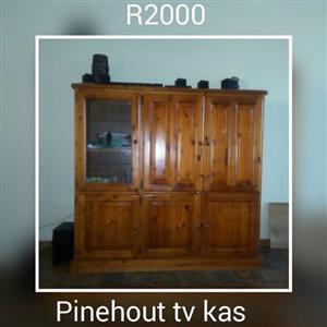 Dennehout TV kas te koop.