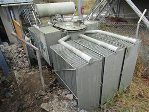 WEG Transformer - ON AUCTION