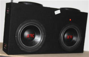 2 x XTC Subwoofer and 6x9's S030819A #Rosettenvillepawnshop