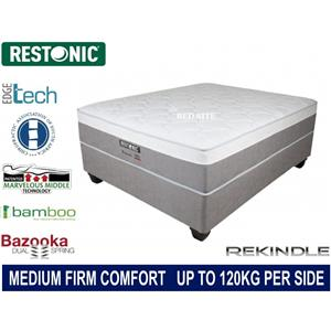 KING SIZE BEDS RESTONIC AT UNBELIEVABLE PRICES