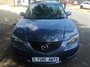 2007 Mazda 3 Mazda 1.6 Active