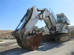 Private Treaty Sale Of A Liebherr R9350 Excavator