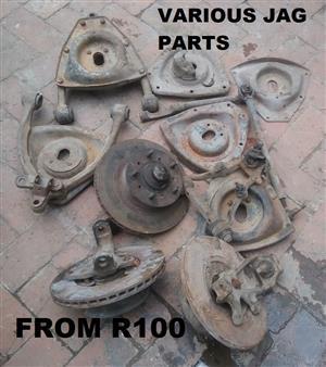VARIOUS JAGUAR PARTS FROM R100