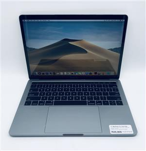 Custom Apple MacBook Pro 13-inch 3.3GHz Dual-Core i7 (Touch Bar, 1TB, Space Gray) - Pre Owned