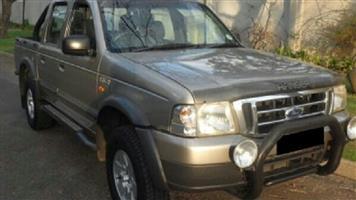 2001 Ford Ranger 2500D XL