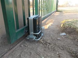 electric fence and electric gate install and services on time