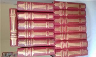 14 Books C J LANGENHOVEN Versamelde Werke