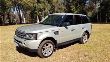 2009 Land Rover Range Rover Sport RANGE ROVER SPORT 2.0 HSE (221KW)