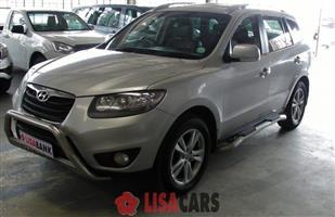 2011 Hyundai Santa FE Santa Fe 2.2CRDi
