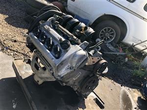 Toyota 2NZ-FE  1.3VVT-i Engine