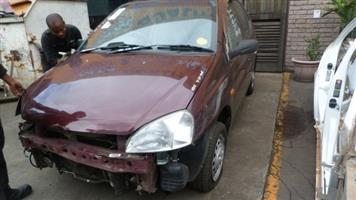 CURRENTLY STRIPPING TA165 TATA INDICA LE 2010 MANUAL PETROL