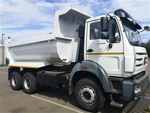 Powerstar 2628, 10M3 Tipper Truck For sale