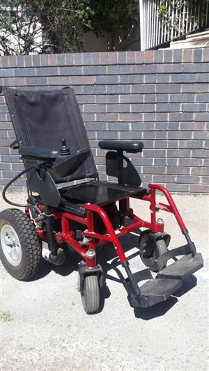 Roman Impi Power Wheelchair