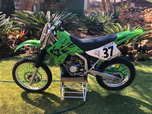 1996 Kawasaki KDX200H