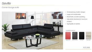 PERILLI Seville Lounge Suite