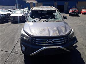2018 Hyundai Creta 1.6 Executive auto Code 3