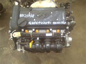 Hyundai i20 1600 16V Engine # G4FC