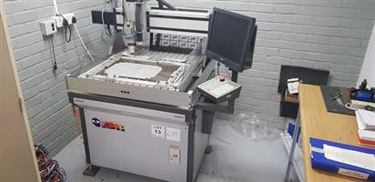 Orisol Orimill OM-306 Form Plate/Template Milling Machine - ON AUCTION