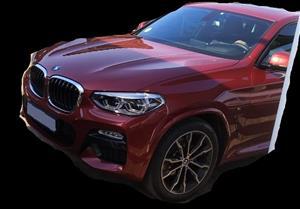 2019 BMW X4 xDRIVE20d