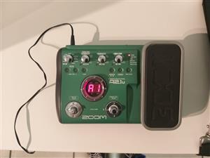Guitar pedal - A2.1 U ZOOM