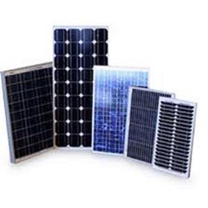 New -100 watt solar panel