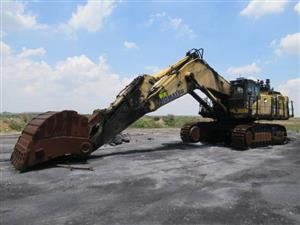 Komatsu PC1250-8R SP Excavator - ON AUCTION