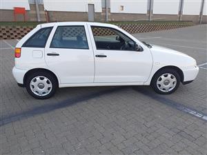 2001 VW Polo 1.6 Comfortline