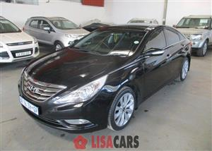 2012 Hyundai Sonata 2.4 Executive