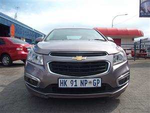 2015 Chevrolet Cruze 1.6 LS