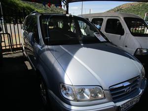 2009 Hyundai Trajet 2.0 CRDi