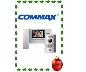 VIDEO INTERCOM  Intercom COMMAX
